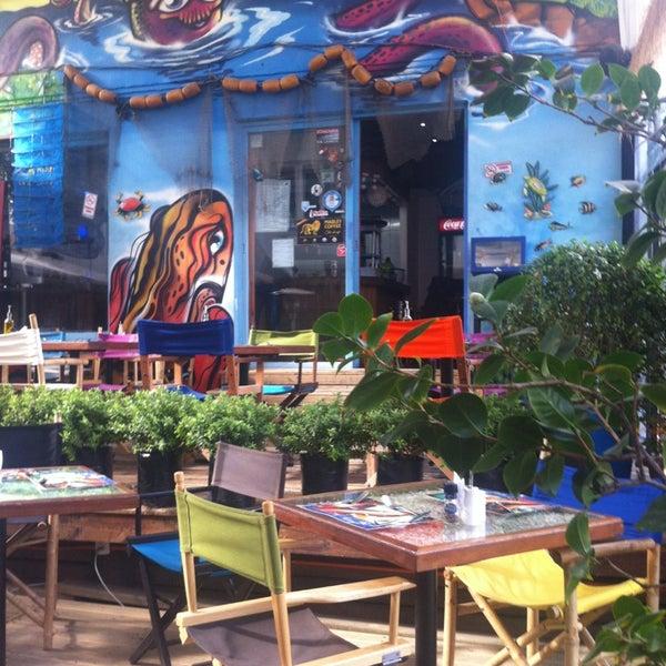5/31/2013 tarihinde sebastián m.ziyaretçi tarafından Terraza Isidora Beach Club'de çekilen fotoğraf