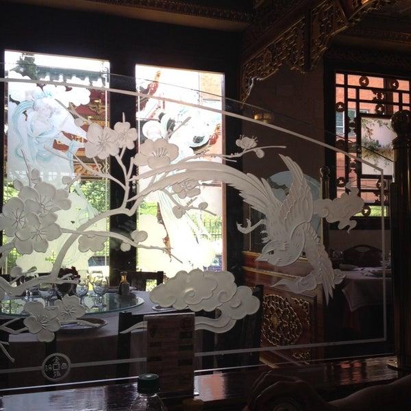 Снимок сделан в Golden Plaza Chinese Restaurant пользователем Paulo Henrique H. 4/25/2014