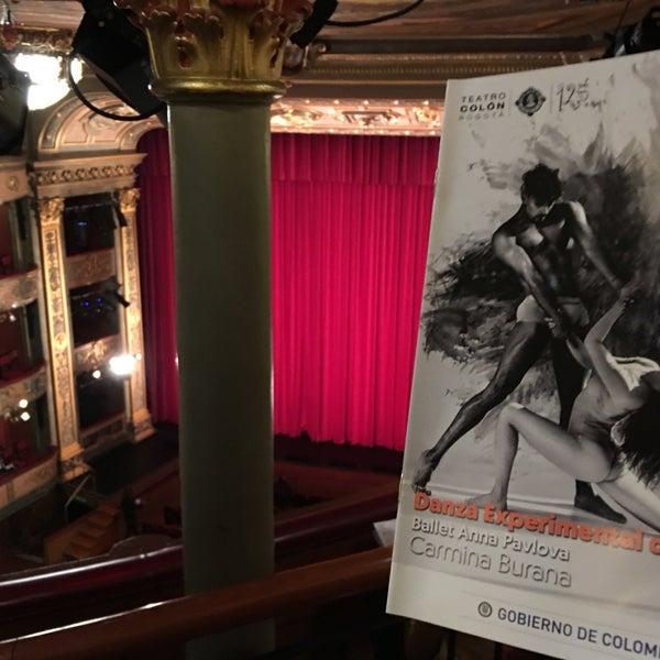 Das Foto wurde bei Teatro Colón von Daniel ß. am 10/29/2017 aufgenommen