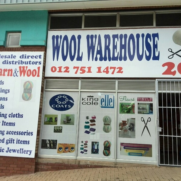 Wool warehouse south africa