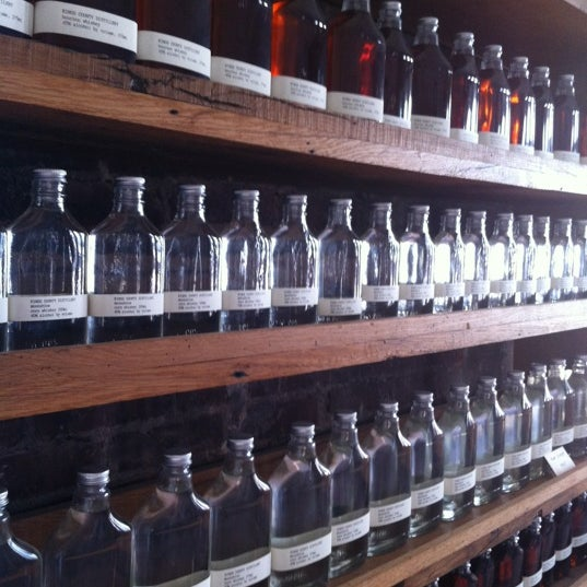 Foto scattata a Kings County Distillery da Matt M. il 9/22/2012