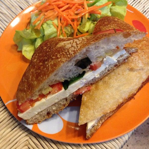 Súper sándwich por 25