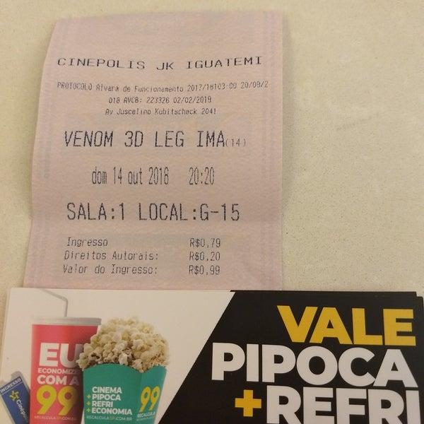 cinema 4d jk iguatemi