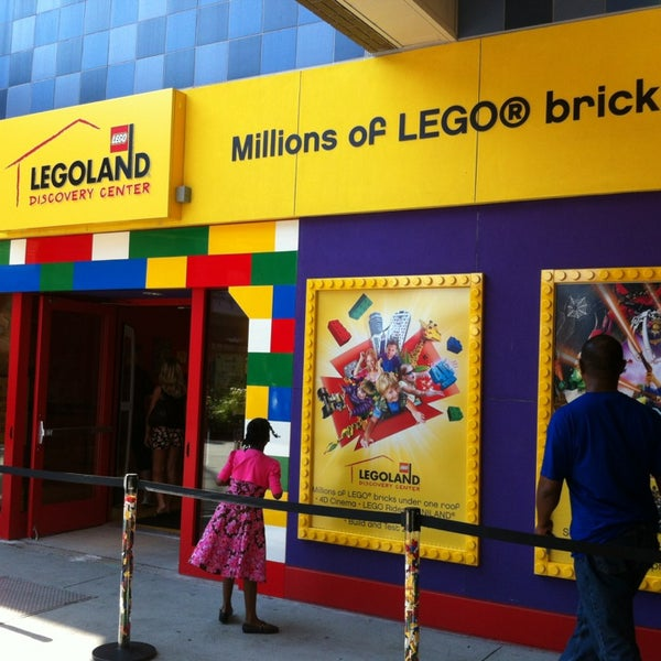Photo prise au LEGOLAND® Discovery Center par Annie P. le7/27/2013