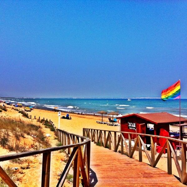 Playa Los Tusales