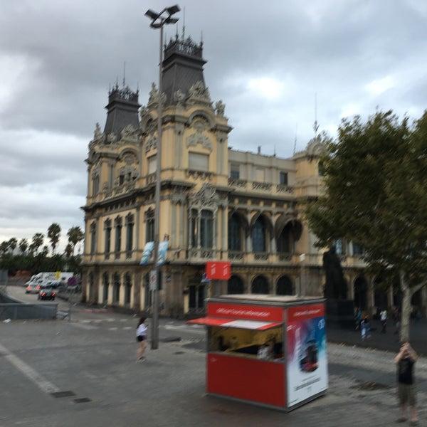 Foto diambil di Museu de Cera de Barcelona oleh Brandi W. pada 8/31/2017