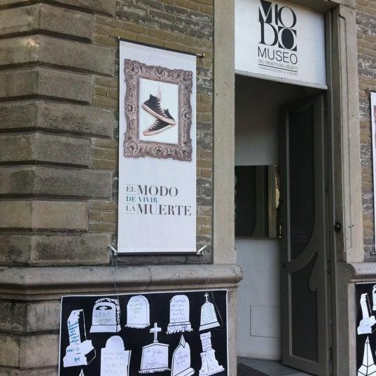 Das Foto wurde bei MODO Museo del Objeto del Objeto von Edgar V. am 11/24/2012 aufgenommen
