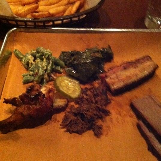 Photo prise au Percy Street Barbecue par Jason E. le12/16/2012