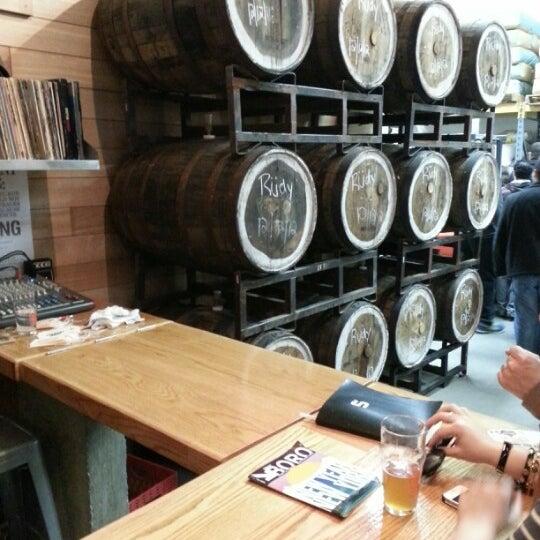 1/5/2013에 Justin H.님이 SingleCut Beersmiths에서 찍은 사진