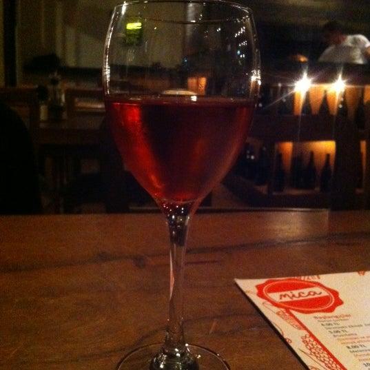 11/22/2012 tarihinde Onur U.ziyaretçi tarafından Mica Restaurant & Bar'de çekilen fotoğraf