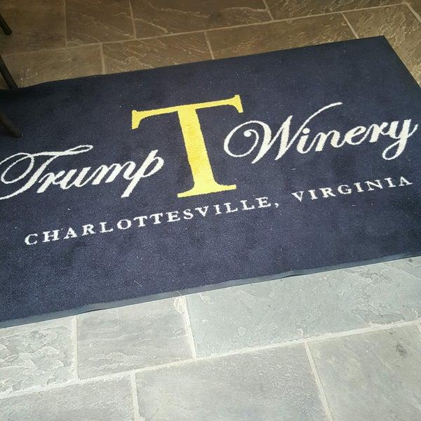 Photo prise au Trump Winery par Chris B. le8/27/2016