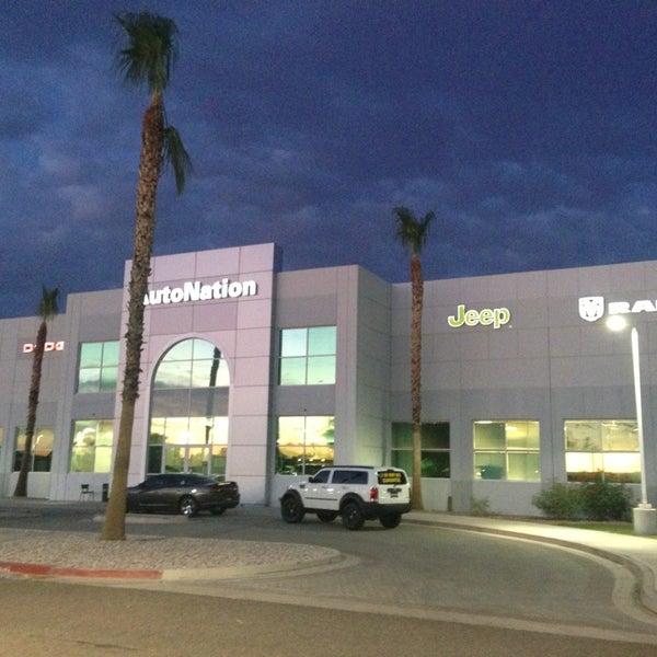 Autonation North Phoenix >> AutoNation Chrysler Dodge Jeep Ram North Phoenix - Auto Dealership in Phoenix