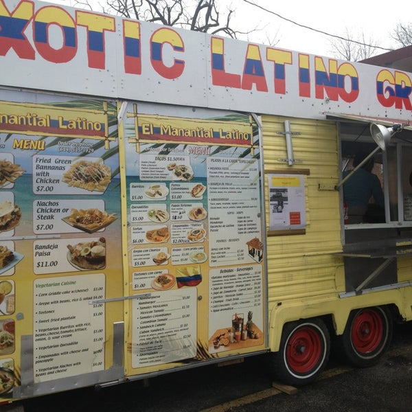 Photos At Exotic Latino Grill Food Truck In Columbus