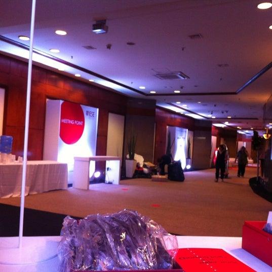 Foto scattata a Sheraton São Paulo WTC Hotel da Sheila G. il 11/2/2012