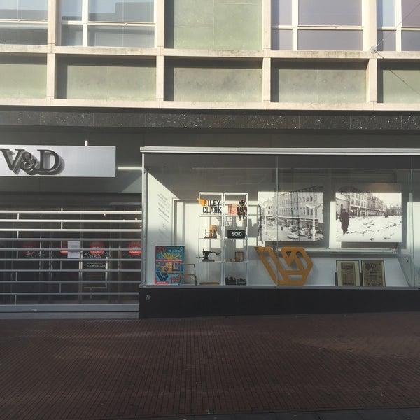 v&d (fermé maintenant) - stadscentrum - grote markt 3