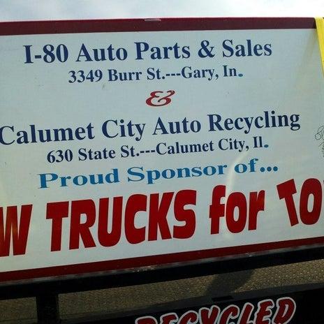 I 80 Auto Parts >> Photos At I 80 Auto Parts South Gary Gary In
