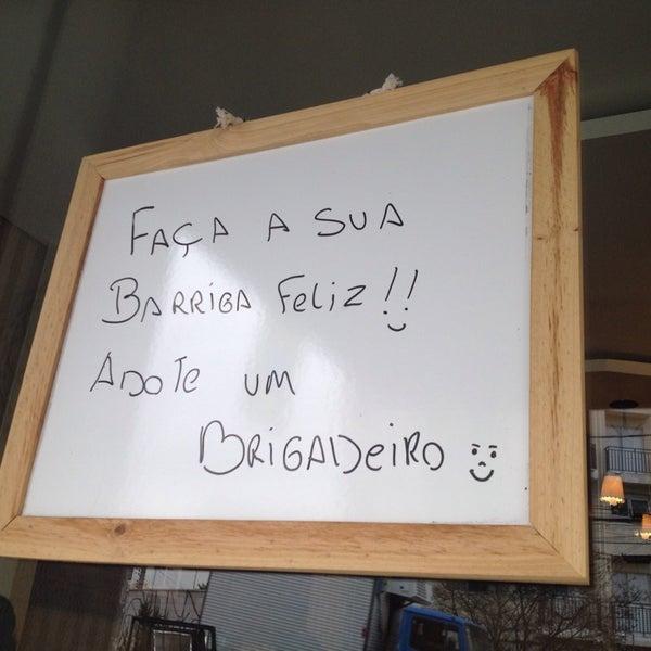 7/7/2014 tarihinde Carolina S.ziyaretçi tarafından Brigadeiro da Villa'de çekilen fotoğraf