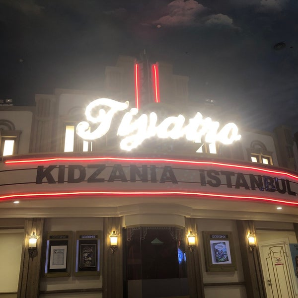 10/5/2019에 Tolga T.님이 KidZania İstanbul에서 찍은 사진