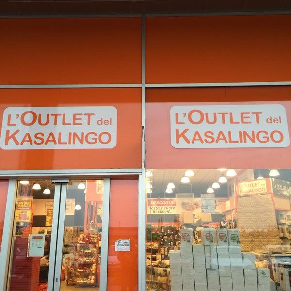 Photos at L\'Outlet del Kasalingo - San Giuliano Milanese, Lombardia