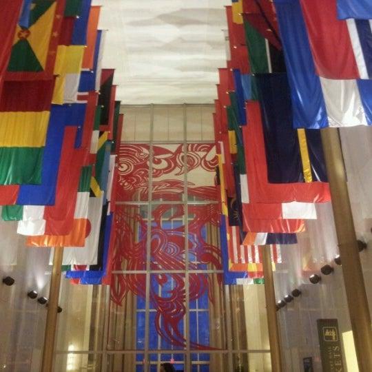 2/2/2013 tarihinde Andrea M.ziyaretçi tarafından The John F. Kennedy Center for the Performing Arts'de çekilen fotoğraf
