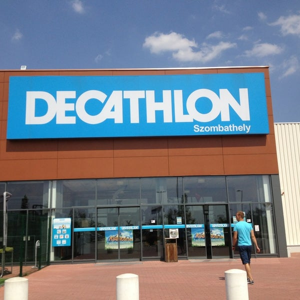 82cc21d03baf Photo taken at Decathlon Szombathely by Vézna® on 7/10/2013