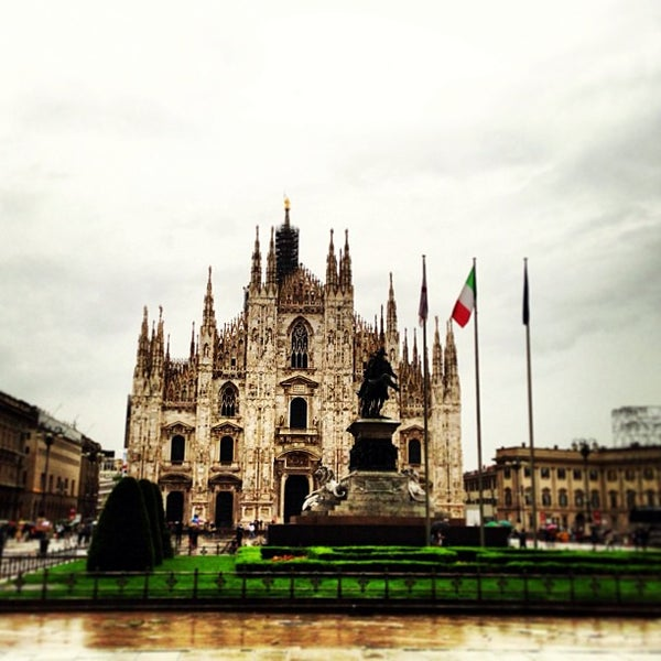 Photo prise au Dôme de Milan par Lidia S. le5/5/2013