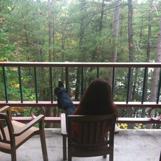 Снимок сделан в Chula Vista Resort пользователем Rachel Z. 10/6/2012