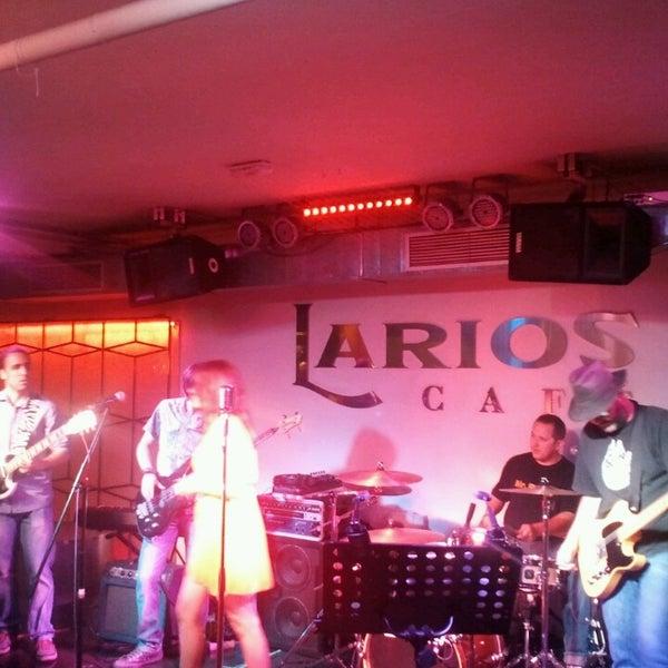 7/11/2013にJavier L.がLarios Caféで撮った写真