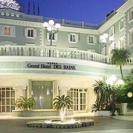 1/2/2013にSabrina O.がGrand Hotel Des Bainsで撮った写真