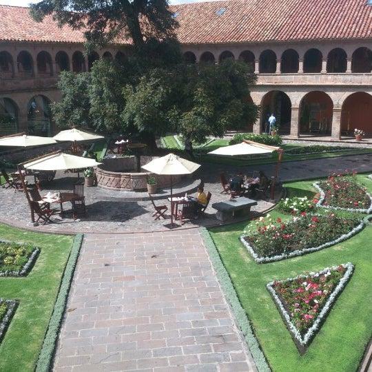 Foto diambil di Belmond Hotel Monasterio oleh Alfonso G. pada 12/5/2012