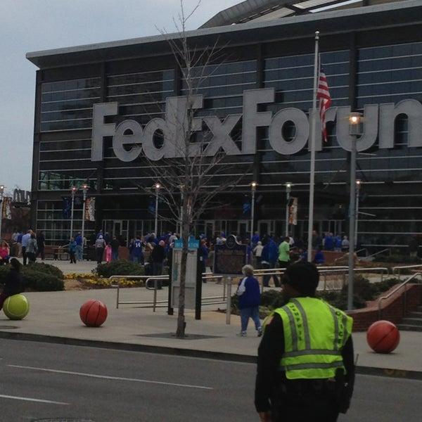 Foto diambil di FedExForum oleh Alys D. pada 3/9/2013