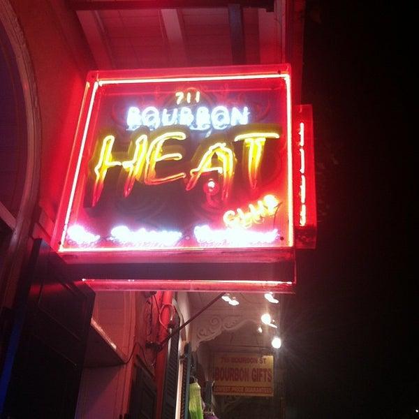 Foto scattata a Bourbon Heat da Ms. Ally il 5/28/2013