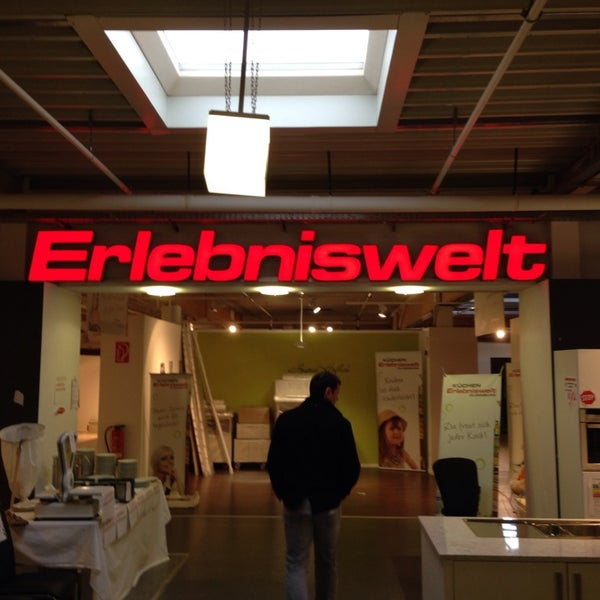 Photo Taken At Küchen Erlebniswelt Oldenburg By Uwe N. On 12/21/2013