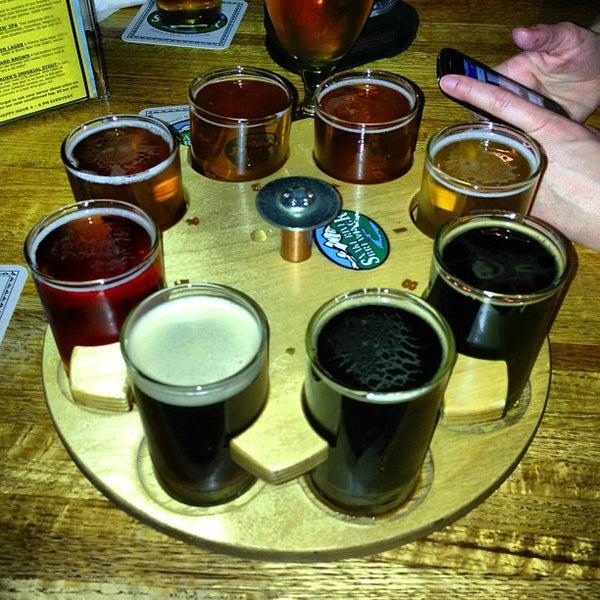 Das Foto wurde bei Snake River Brewery & Restaurant von Blake H. am 2/17/2013 aufgenommen