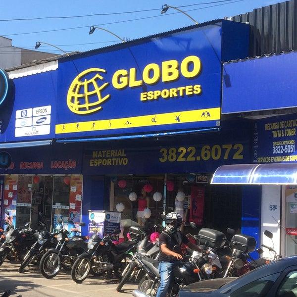 9ed8cf402 Globo Esporte - Loja de Artigos Esportivos em Timóteo