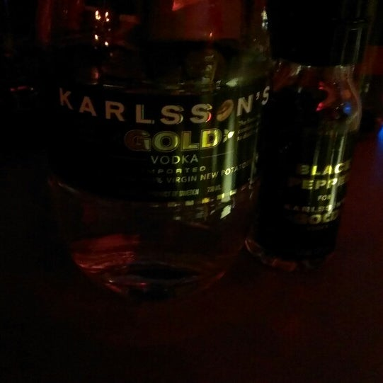 Try the Karlsson Gold on the rocks with a some ground black pepper.