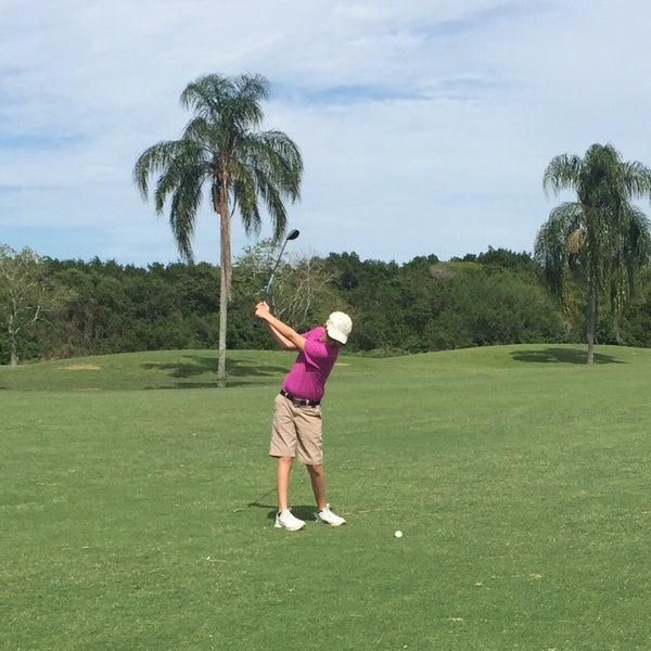 Mangrove Bay Golf Course - 5 tips