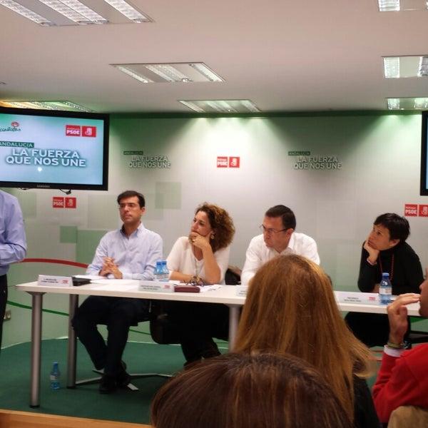 11/24/2014에 Manuel C.님이 PSOE de Málaga에서 찍은 사진