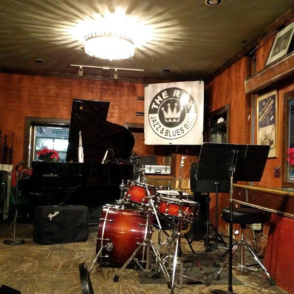 12/7/2016にChristopher C.がThe Rex Hotel Jazz & Blues Barで撮った写真