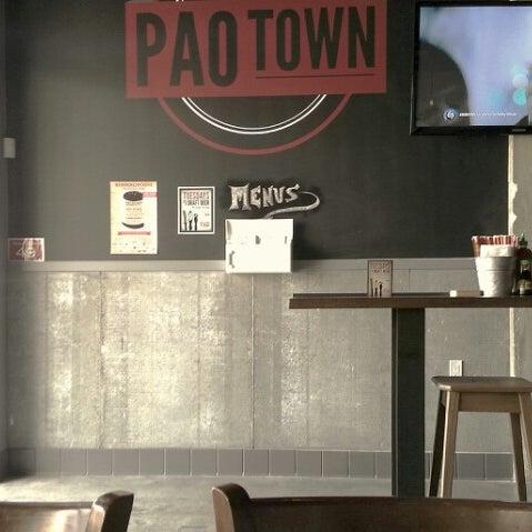 Das Foto wurde bei Pao Town von Tomasz M. am 11/4/2012 aufgenommen
