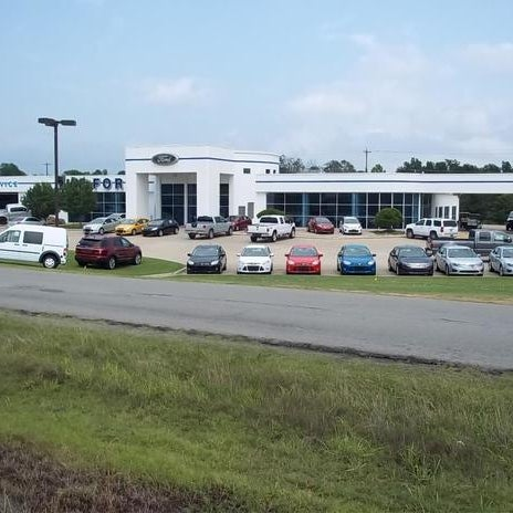 Freedom Ford Mcalester Ok >> Photos At Sam Wampler S Freedom Ford Auto Dealership In Mcalester