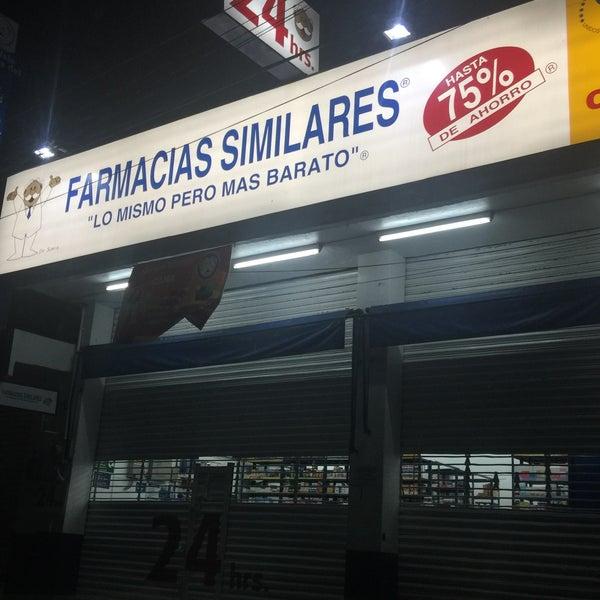 silvers farmacias similares