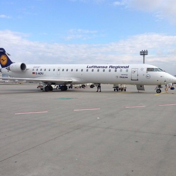 Photo prise au Aéroport de Genève Cointrin (GVA) par Alberto S. le10/16/2013