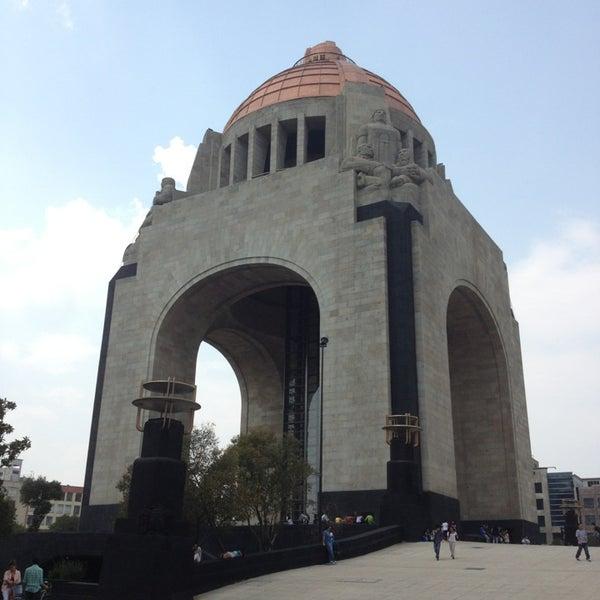 Foto tomada en Monumento a la Revolución Mexicana por Alexis P. el 4/6/2013