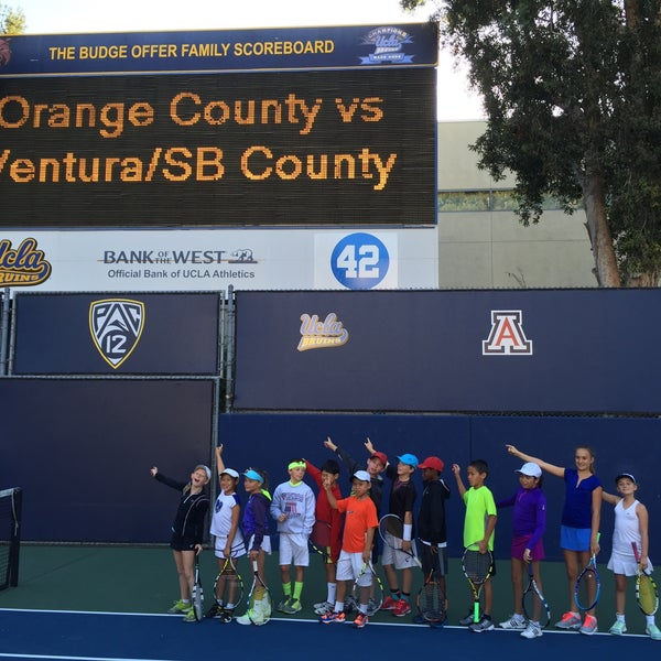 Photos at UCLA Los Angeles Tennis Center - Westwood - 12 tips