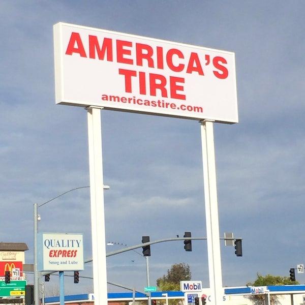Photos At America S Tire Fresno Ca