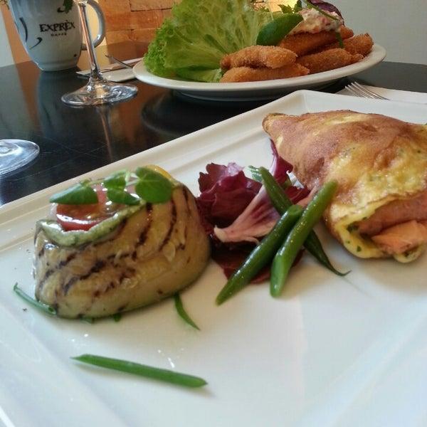 Novos pratos do dia! veja no Facebook/Exprexcaffe as opções do dia, das 11:30 as 15h, com assinatura do chef Luiz Moura