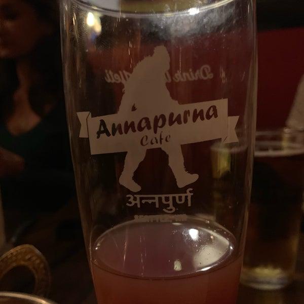 6/15/2019에 Muse4Fun님이 Annapurna Cafe에서 찍은 사진