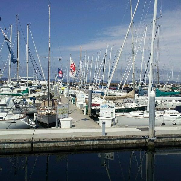Photo prise au Seattle Sailing Club par Terry S. le7/30/2013
