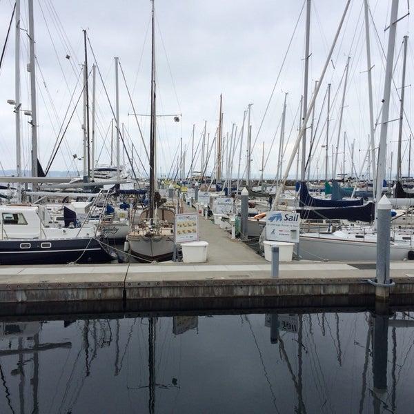 Photo prise au Seattle Sailing Club par Terry S. le10/26/2013